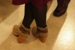 Buty zimowe produkowane są z wysokiej jakości materiałów